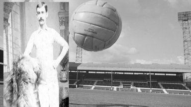 Век преди милионите във футбола, един шотландец пося корените на професионализма