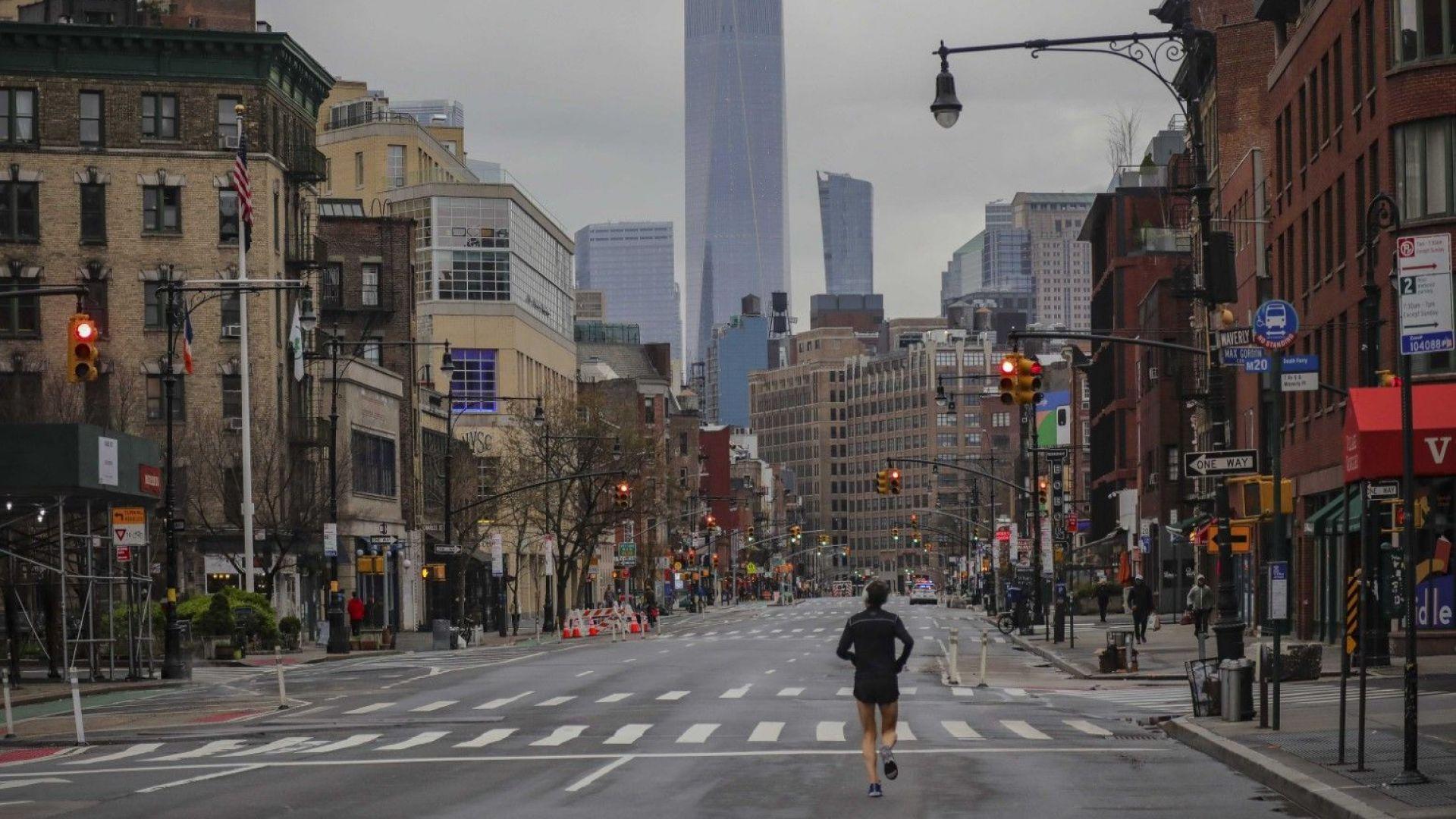 Щатът Ню Йорк без карантина, но с нови 237 починали от коронавируса