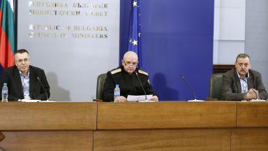 Ген. Мутафчийски: 8 нови случая на коронавирус в София, в Пловдив подценяват извънредното положение