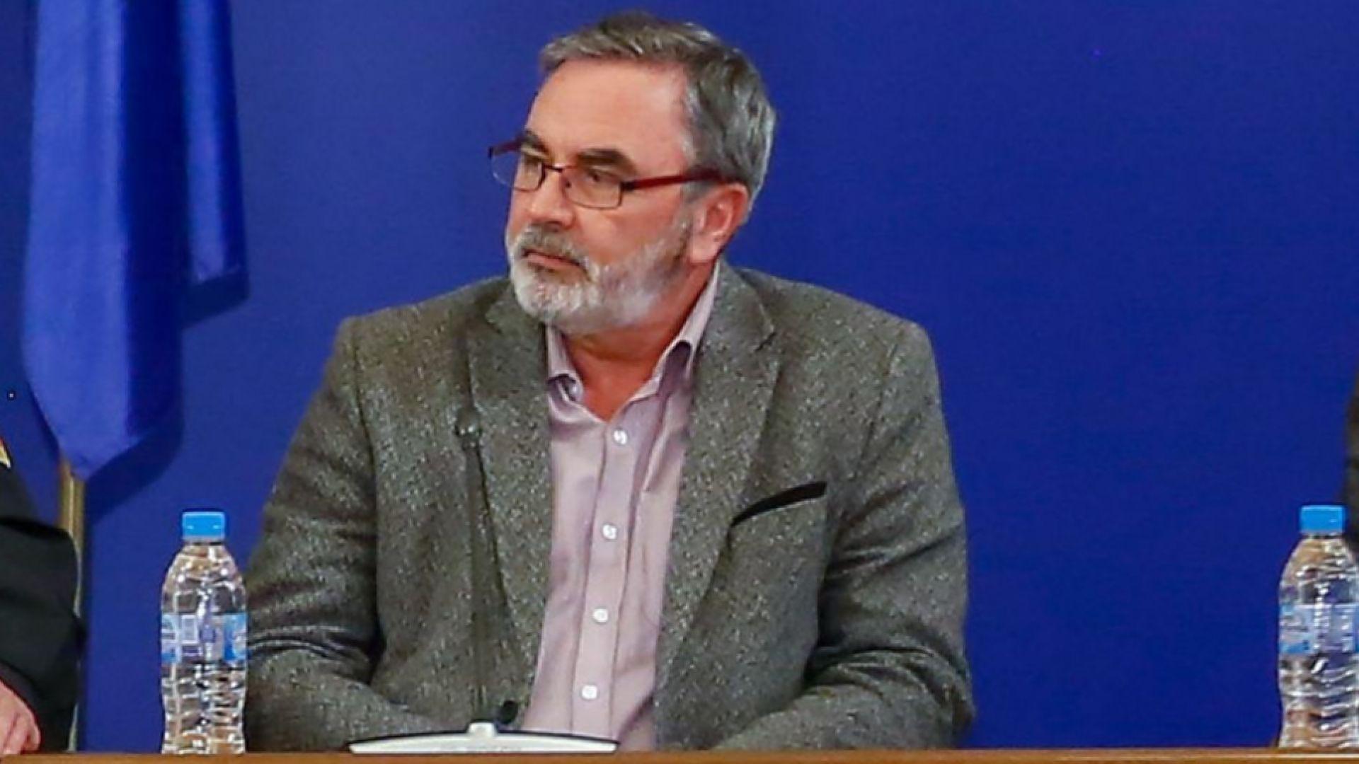 Доц. Кунчев: COVID-19 показа, че силната страна на ЕС не е в здравеопазването