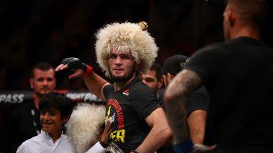 Красавеца предрече, че Хабиб ще се завърне в UFC