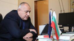 Борисов се обърна към българите: Ще преборим тази напаст със сила и дисциплина