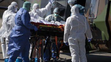 Заразата уби над 3000 във Франция, Италия удължи блокадата