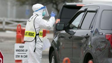 Рекорден брой починали от COVID-19 в САЩ, властите прогнозираха до 240 000 жертви