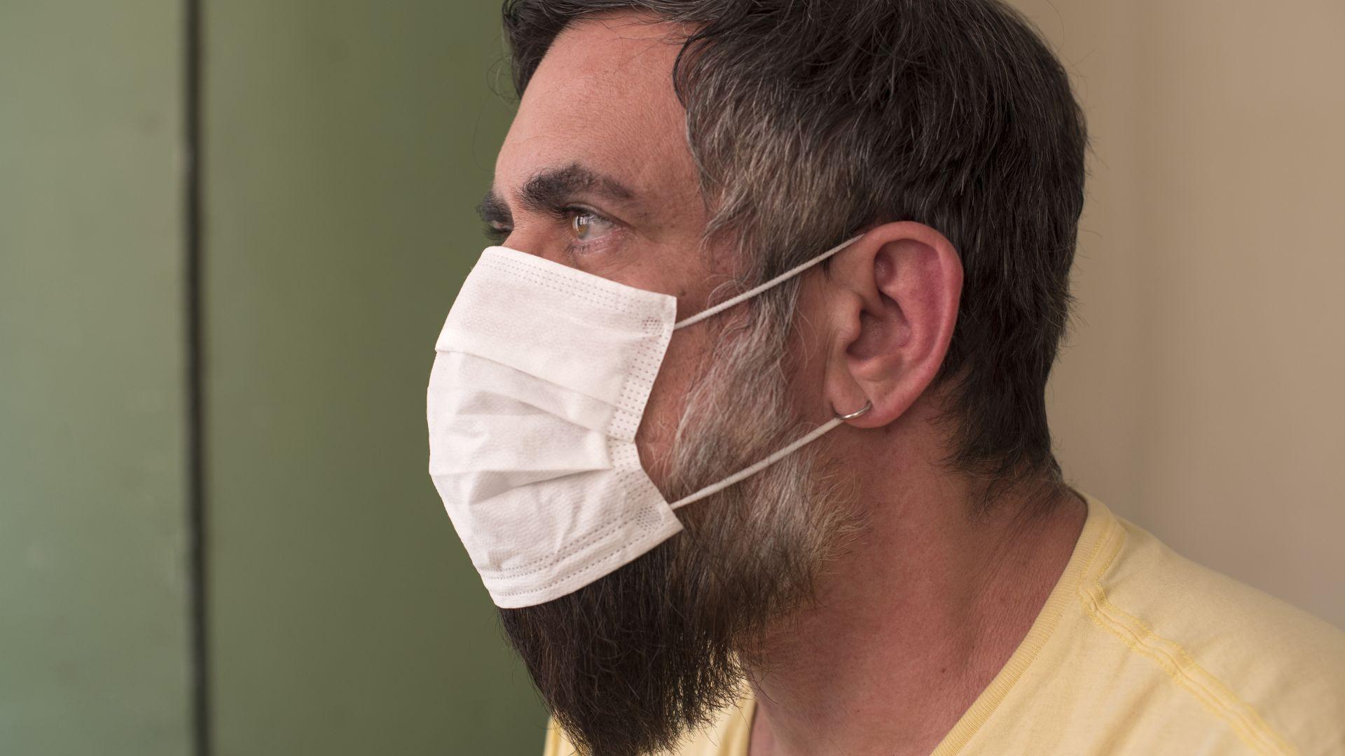 Руски учени: Брадите и мустаците не са среда за разпространение на коронавируса