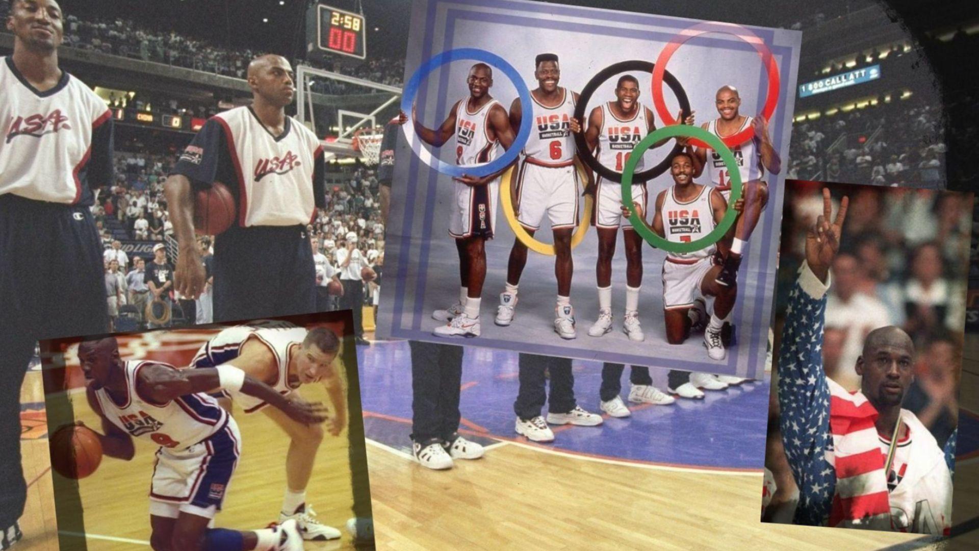 Време за спортна класика у дома: Оригиналният Дрийм Тийм (видео)