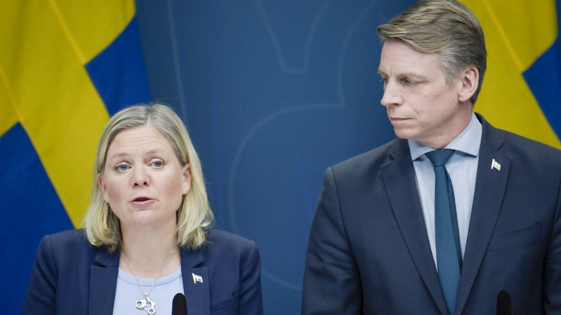 Швеция прогнозира 4% спад на икономиката