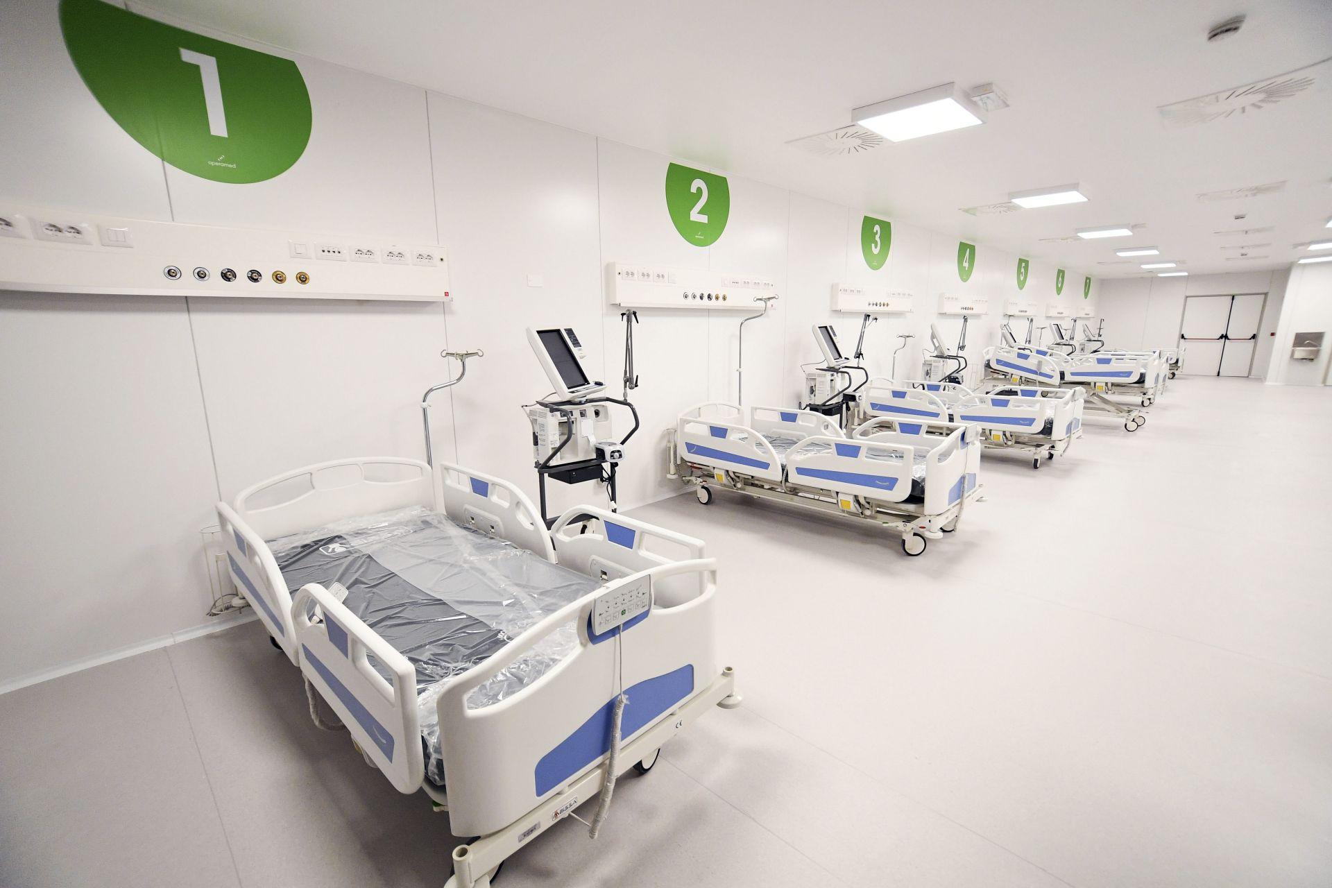 """Болницата """"ще стане символ на възстановяването на региона"""""""