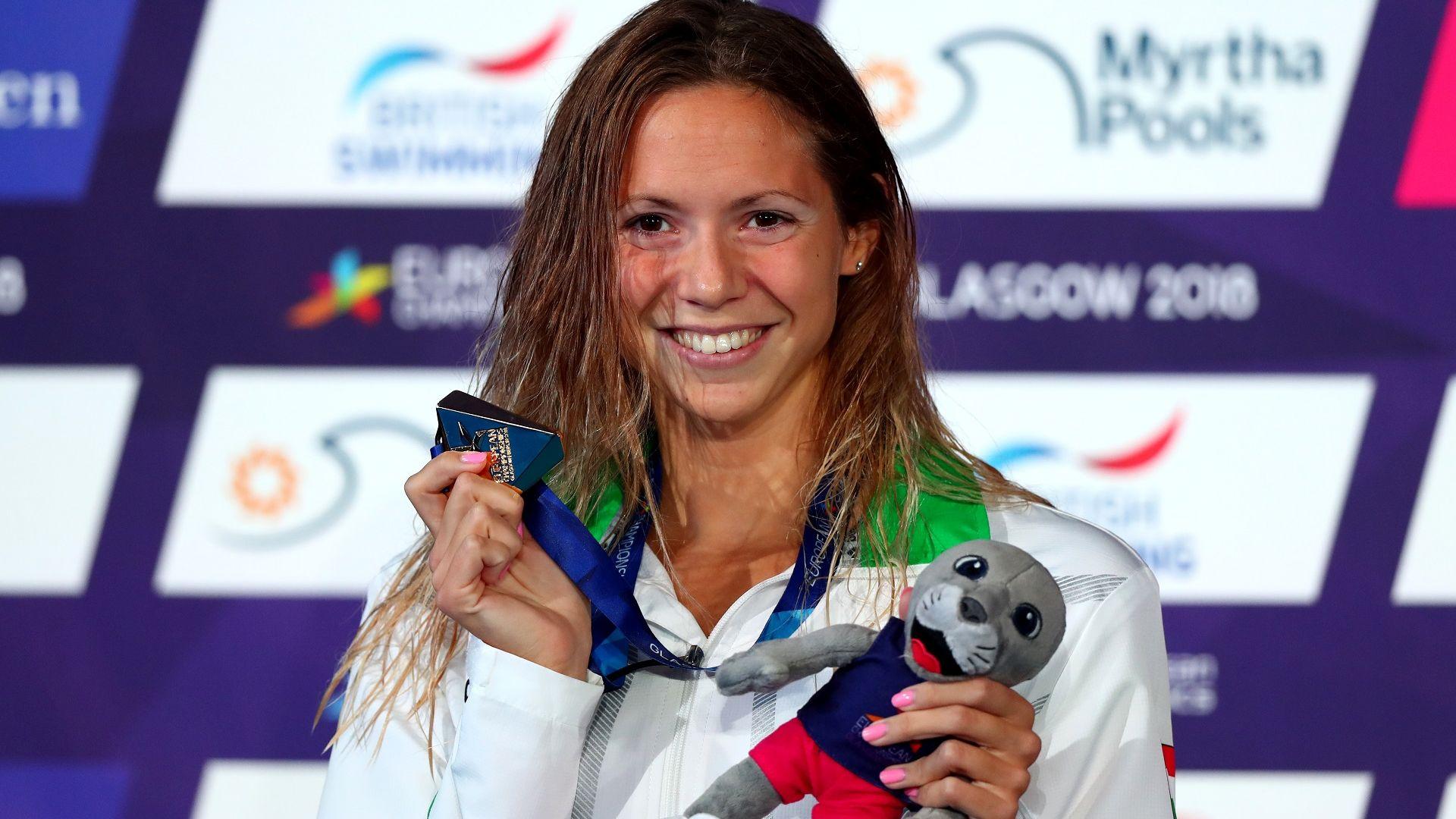 Световна шампионка по плуване е заразена с коронавирус