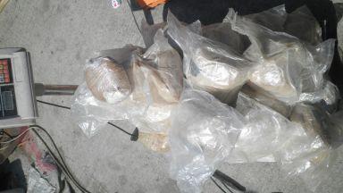 ГДБОП разби престъпна група за трафик на 72 кг. хероин
