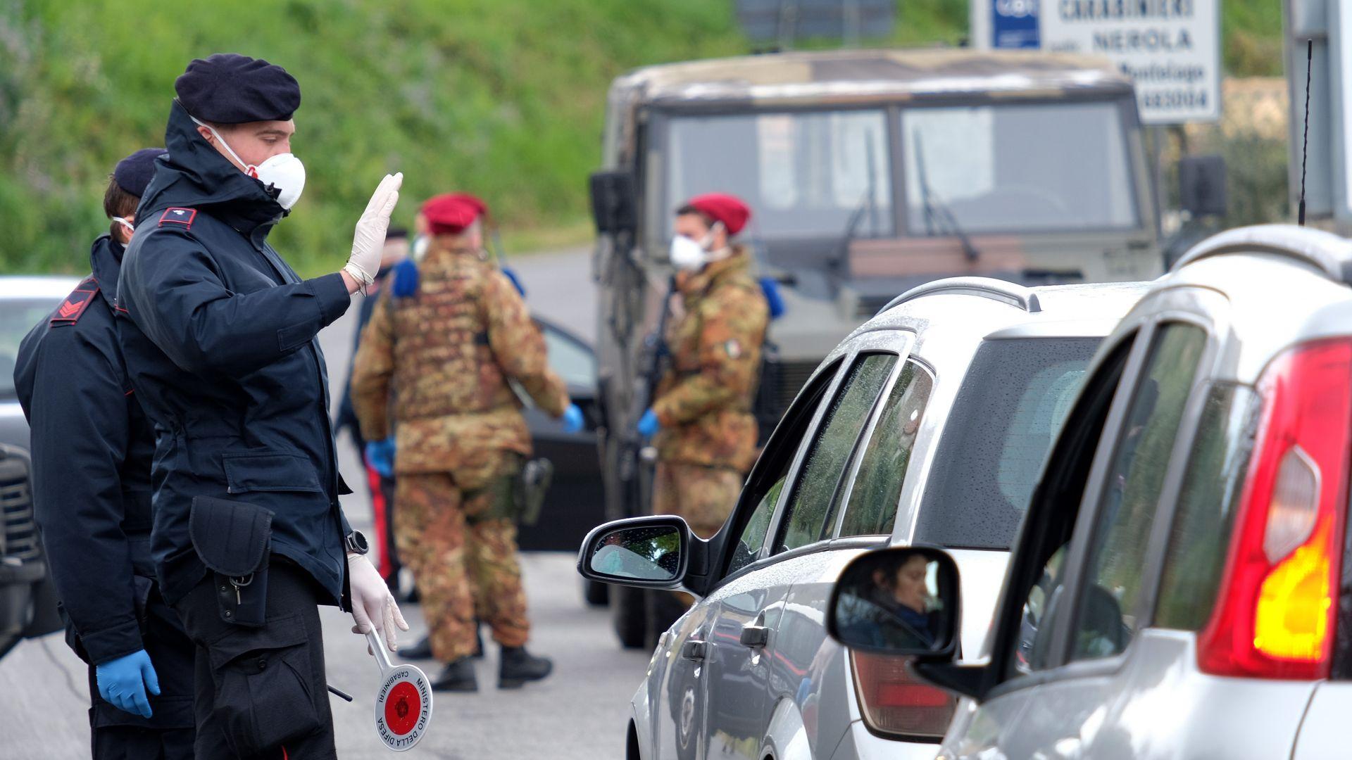 Италия достигна пика на пандемията