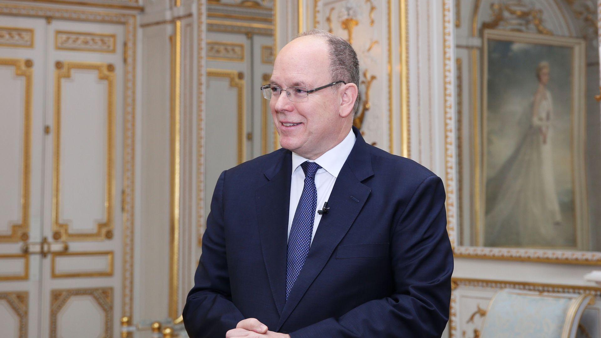 Принцът на Монако е излекуван от коронавируса
