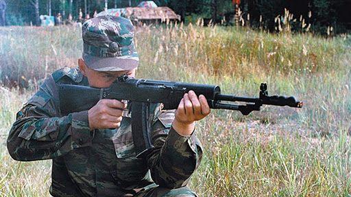 Американската карабина XM8 и руския автомат АН-94 /ВИДЕО / СНИМКИ/