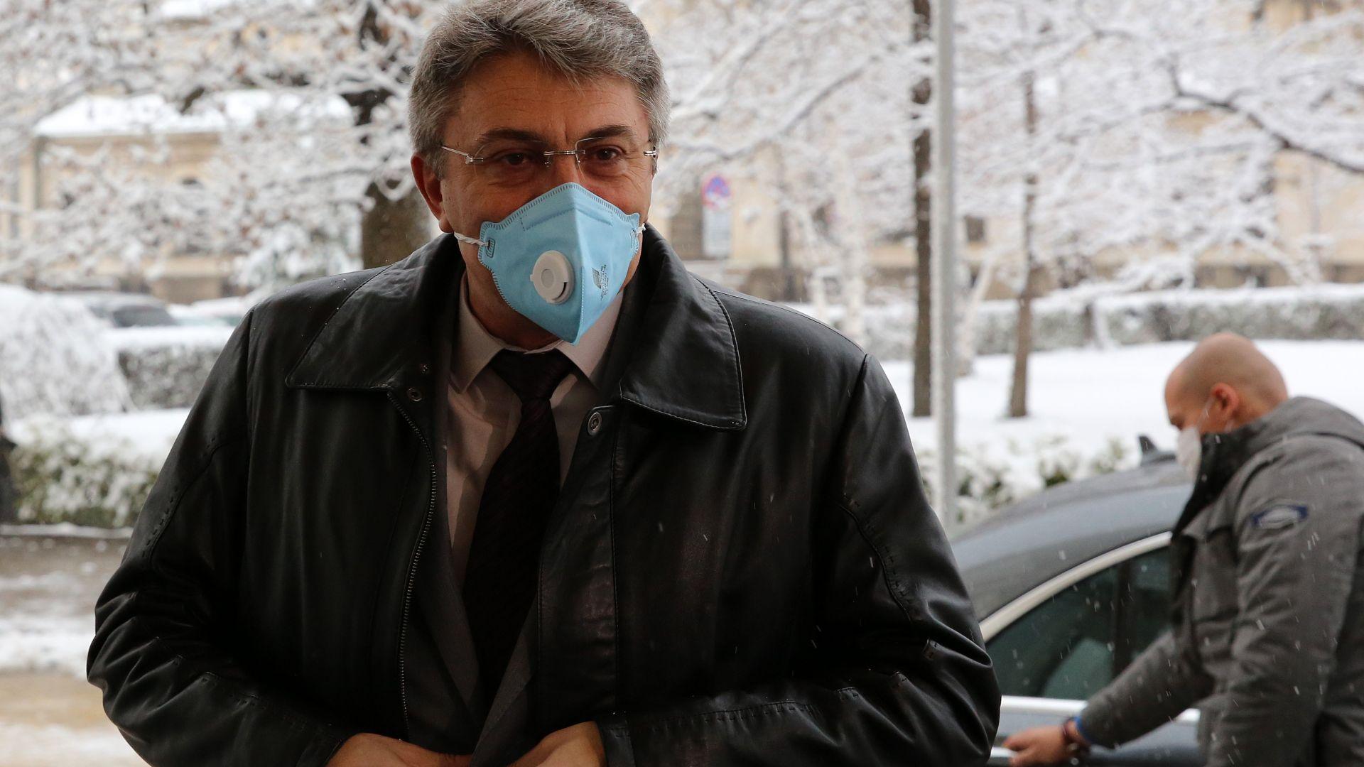 Мустафа Карадайъ: Хасан Адемов се чувства нормално