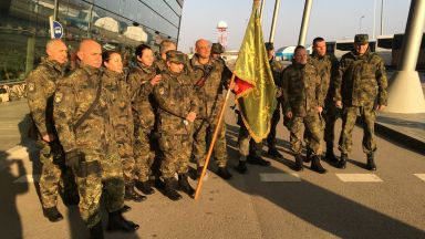 Пращаме нов военен контингент в Афганистан