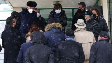 Започна тестването на депутатите за коронавирус