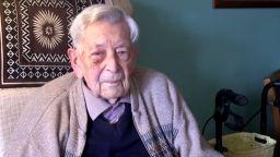 Британец на 112 г. стана най-възрастният мъж на планетата