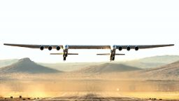 Най-големият самолет в света с нов полет