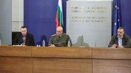 Мутафчийски: Засега има две съмнителни проби на депутати за коронавирус
