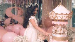 Дъщерята на Николета Лозанова с приказно тържество за рождения си ден