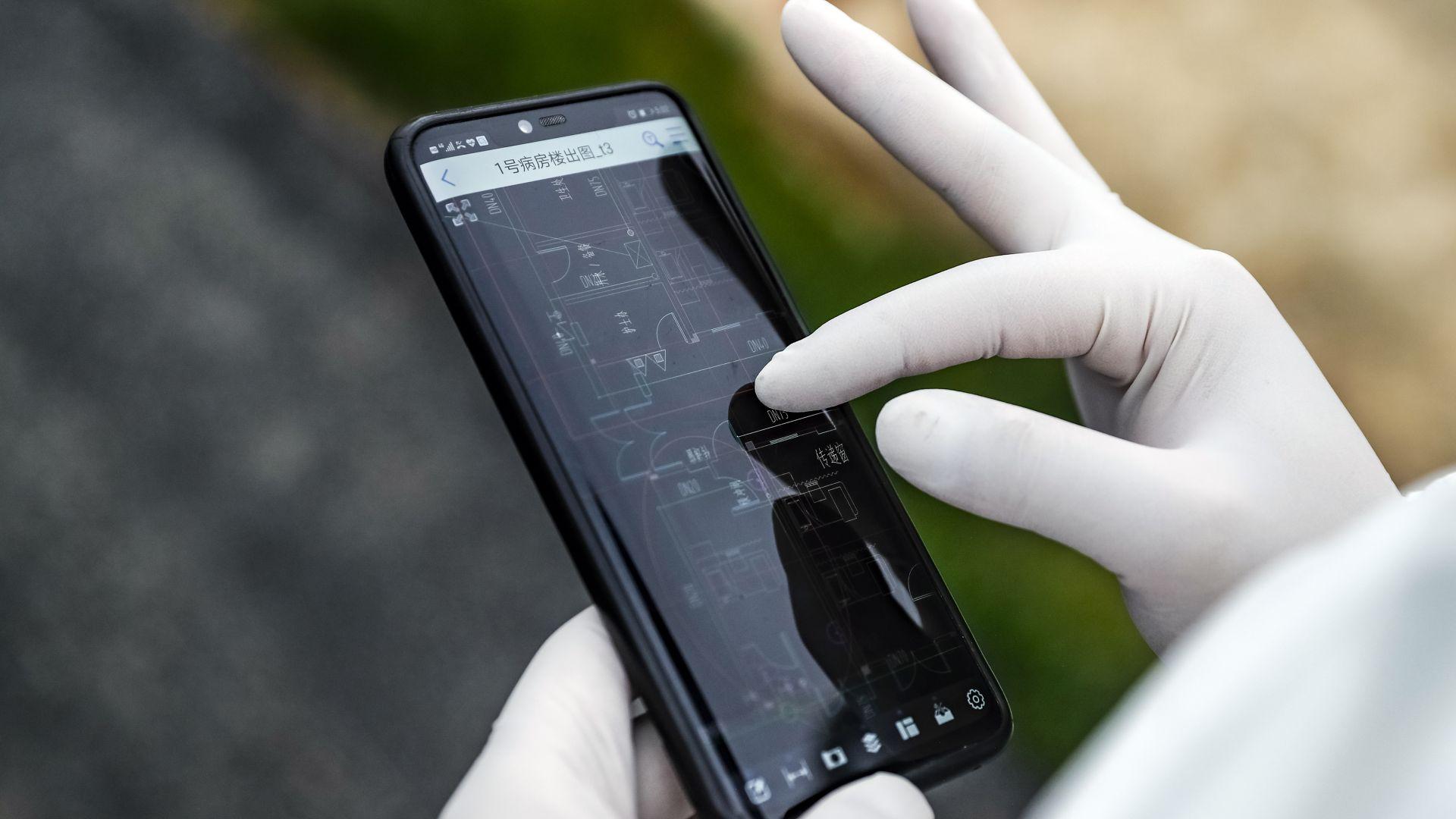 Смартфоните ще разпознават собственика си и с маска на лицето