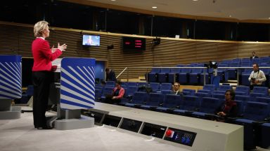 ЕС отговаря на COVID-19 с мерки за €2.77 трлн., дава €100 млрд. за временна заетост