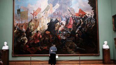Третяковската галерия публикува пълния си фотоархив на изложби