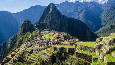 """Невероятният Мачу Пикчу - """"изгубеният град на инките"""""""