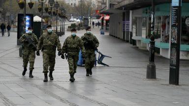 Сърбия въвежда полицейски час от събота до понеделник
