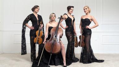 Destiny Quartet представят новото си видео Miserlou-Flamenco от #вкъщи