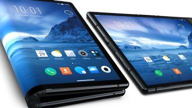 Xiaomi с нов вертикално сгъваем телефон