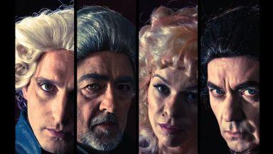 """Нов театър - НДК  започва април с онлайн постановките """"Амадеус"""" и """"Антихрист"""""""