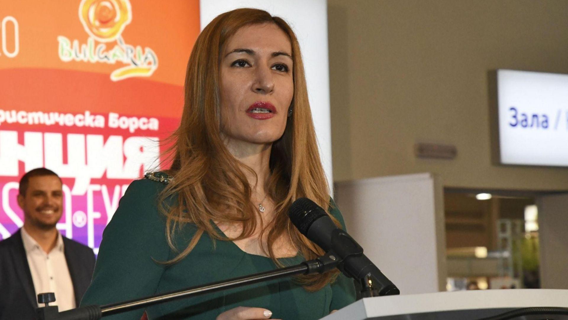 Ангелкова: Готвим се максимално за късен летен сезон