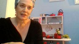 #5dayschallenge: Биляна Петринска по кърпа с женските тайни за добро настроение