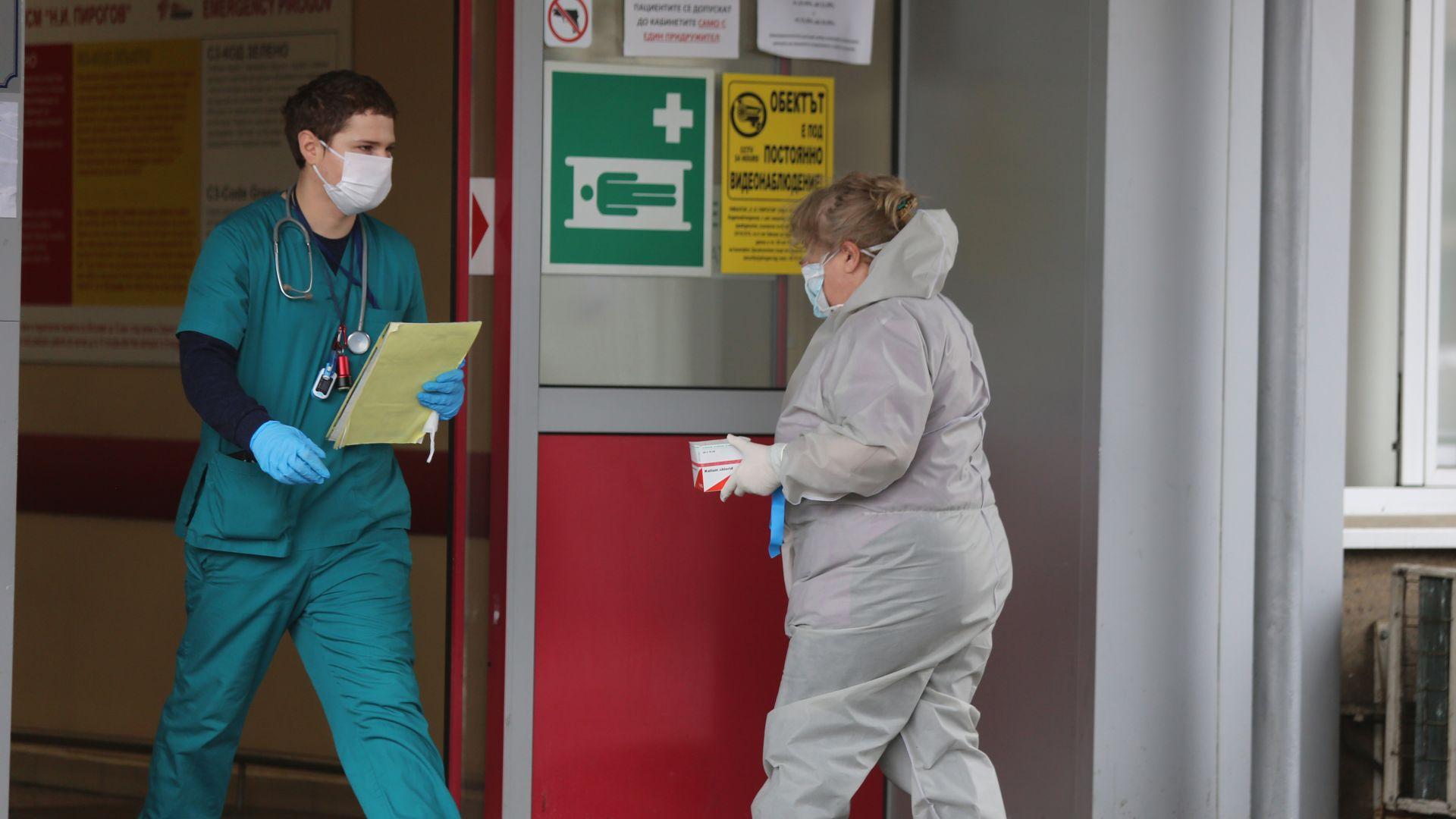 Нови две жертви на коронавирусната инфекция. Две жени издъхнаха днес