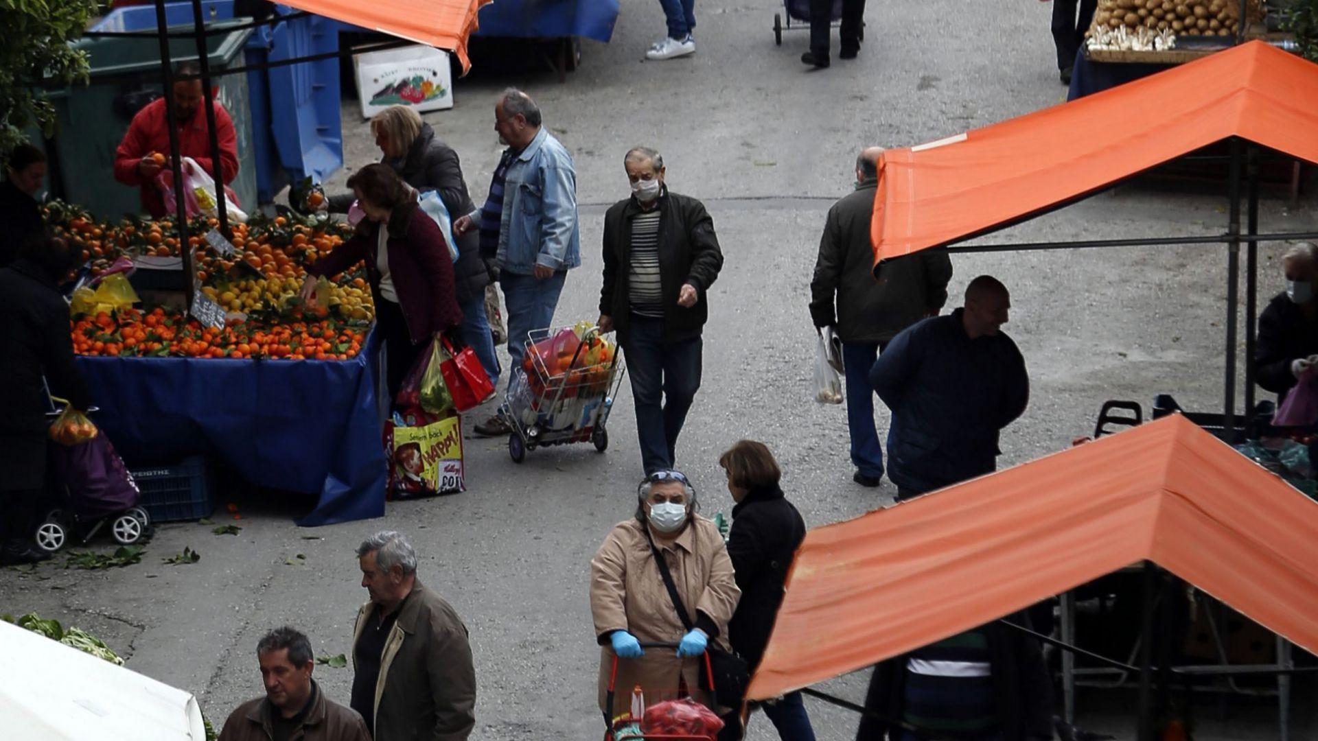 Ограниченията за излизане на гражданите от домовете и за движение