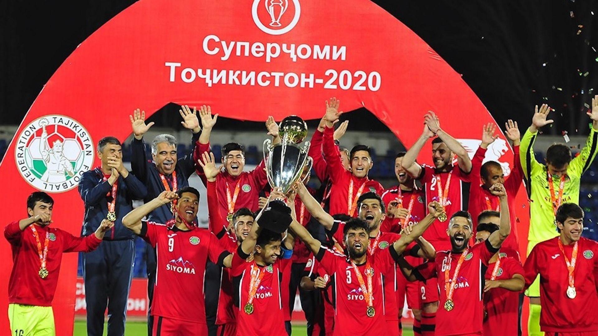 Беларус има конкуренция, в Таджикистан също се играе футбол
