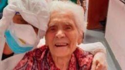 104-годишна италианка пребори Covid-19
