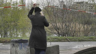 Блокада на парковете в София, някои нарушиха забраната (снимки)