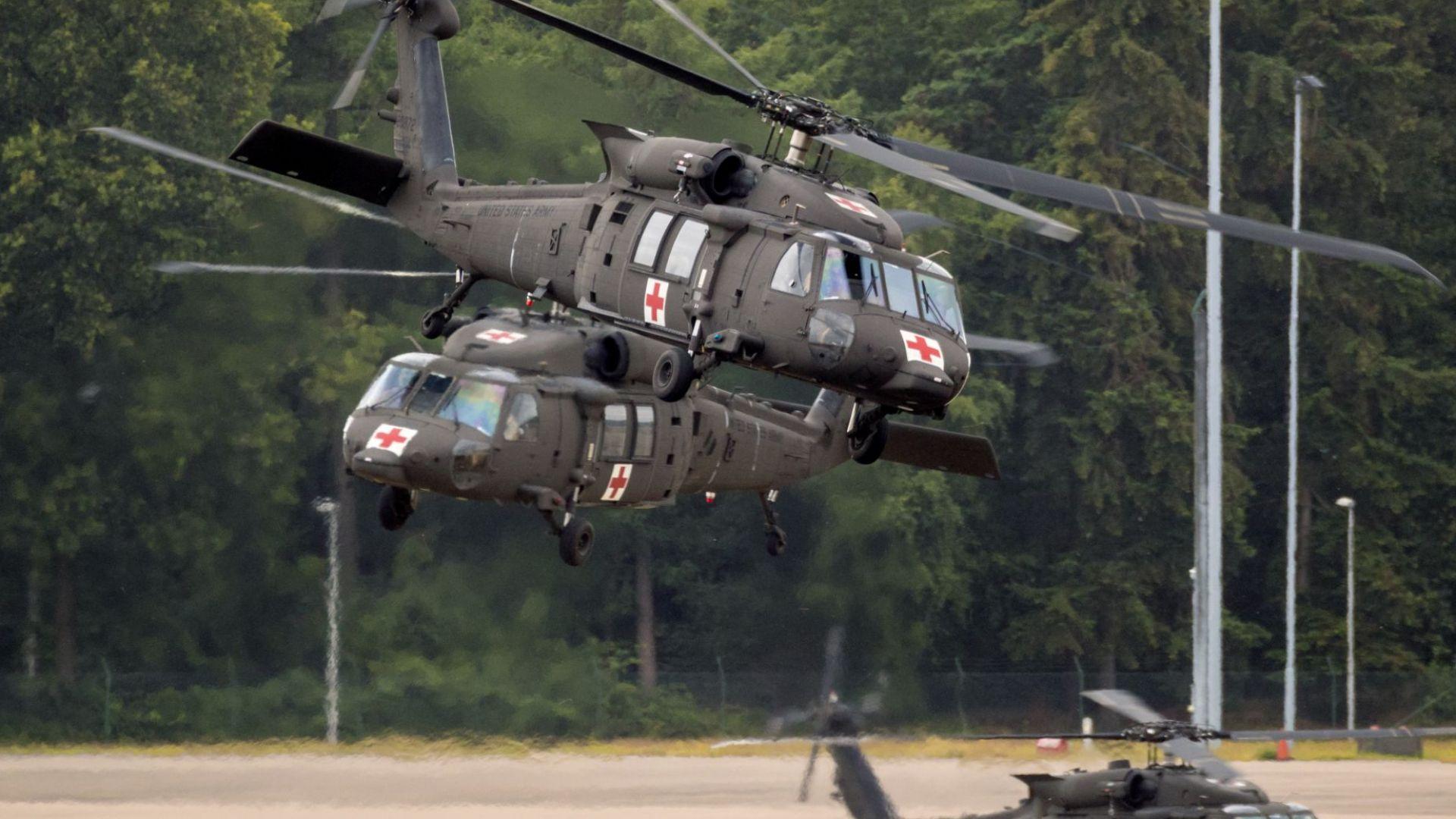 Пентагонът изпраща над 1000 военни медици в Ню Йорк