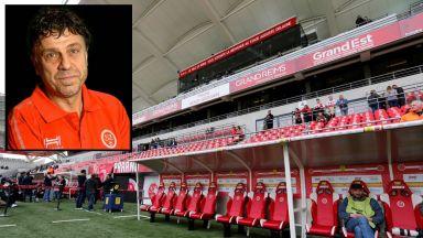 Лекар на френски отбор се самоуби, след като Covid-19 влезе в семейството му