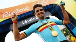 Олимпийски шампион победи в класиката на Фландрия от дома си