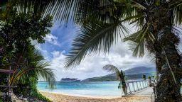 Тропическият циклон Харолд заплашва тихоокеански острови