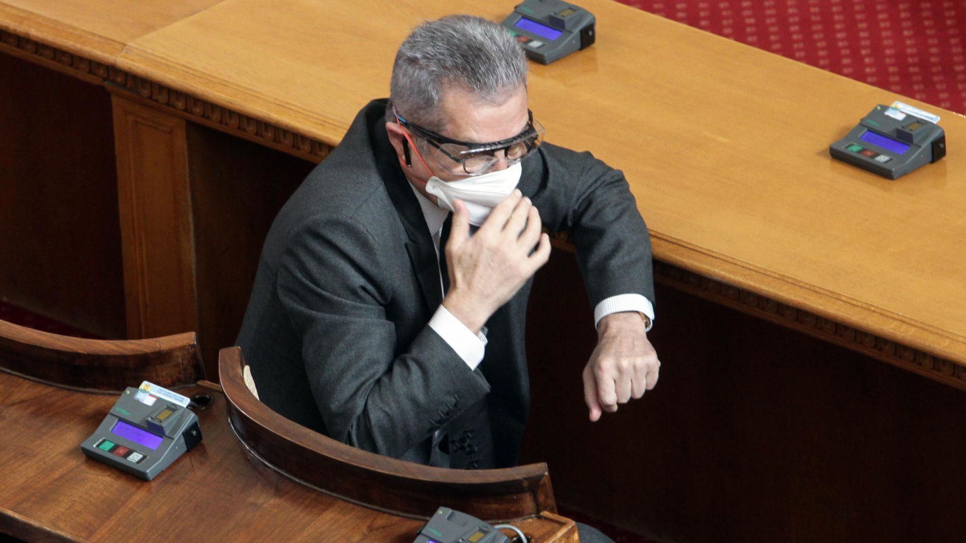 Йордан Цонев: ДДС остава единственият голям данък, който попълва фиска
