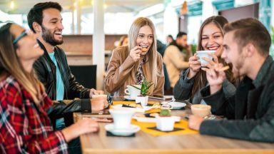 Хората се хранят по-малко, ако са в компания