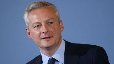 Френският финансов министър е с коронавирус, изолира се вкъщи