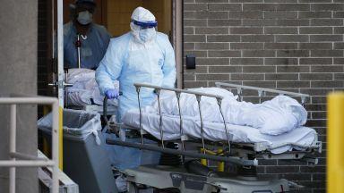Всяко пето дете в САЩ, заразено с коронавирус, се нуждае от болнично лечение