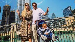 Антония Петрова с непоказвани снимки от Дубай