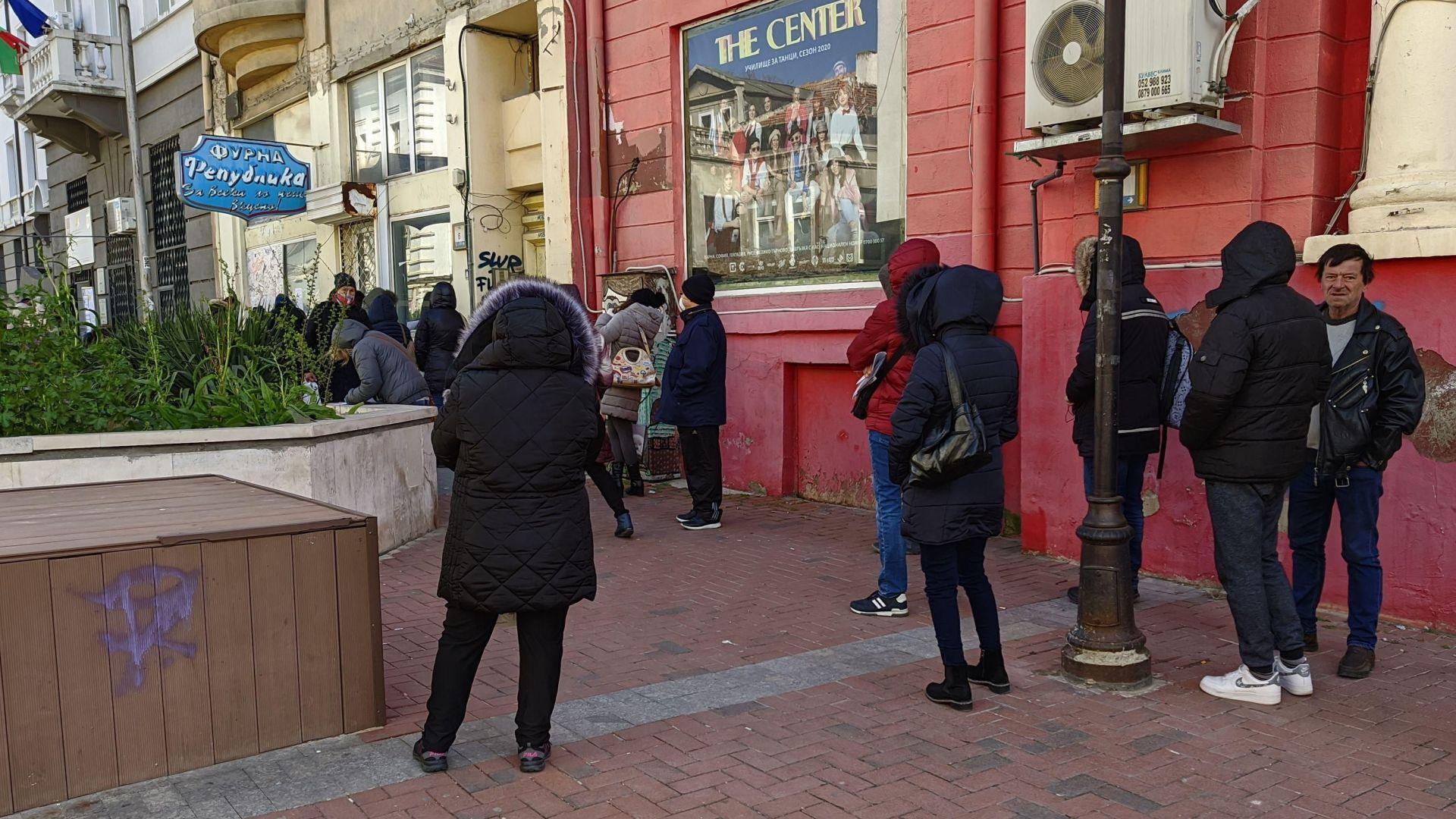 КНСБ: Дайте ваучери за храна на безработни без право на обезщетение