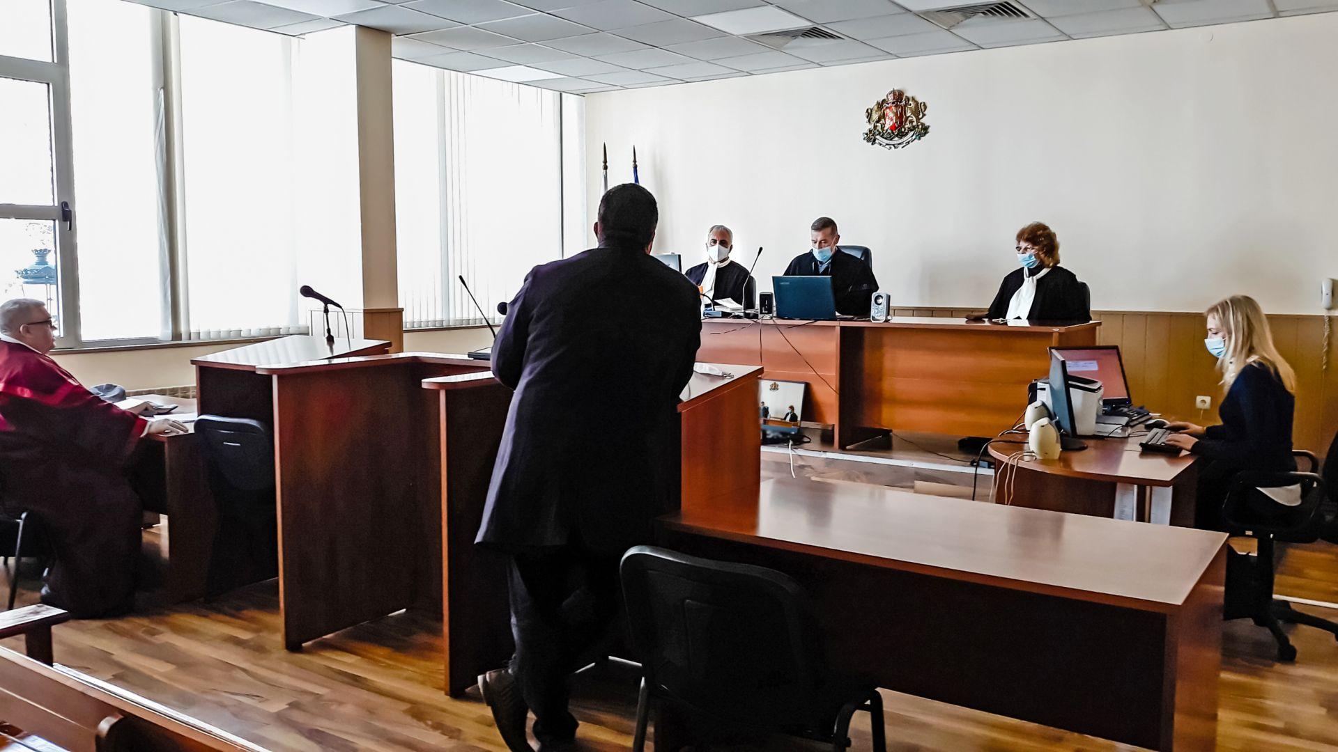 Пловдивските магистрати отказаха да освободят срещу по-лека мярка непълнолетен младеж,